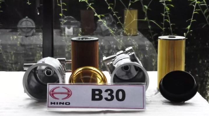 HINO Sambut Baik Penerapan B30 Sudah Lakukan Beberapa Penyesuaian