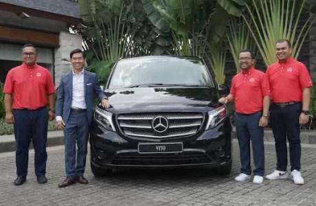 Mercedes-Benz Luncurkan The New C180 dan The New Vito