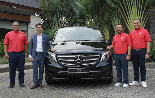 Mercedes-Benz Luncurkan The New C180 dan The New Vito