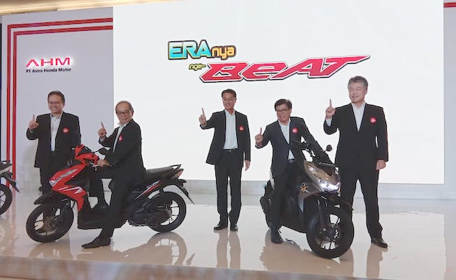 All New Honda BeAT Series Mengaspal dengan Berlimpah Teknologi