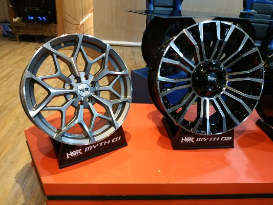 HSR Wheel Kenalkan MYTH Series, Velg Original Design