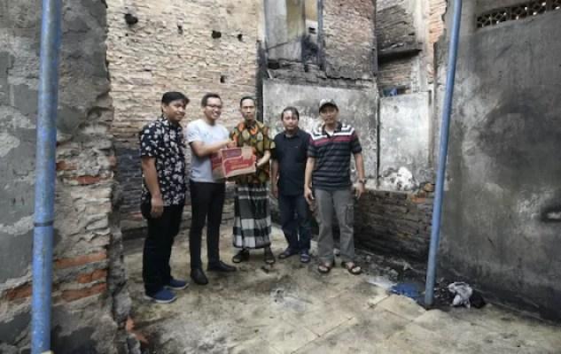 Yayasan Wahana Artha Bantu Korban Banjir dan Kebakaran