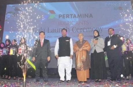 Pertamina Lubricants Bersama Petro Products Company Jadi Distributor di Bangladesh