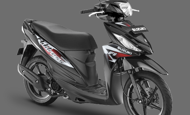 Product Quality Update untuk Suzuki Address FI