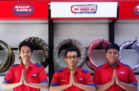 Shop&Drive Perluas Pasar buka Tiga Gerai Khusus Roda Dua