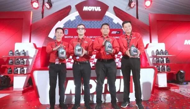 Motul GP Power dan Motul GP Matic Dengan Teknologi Tinggi