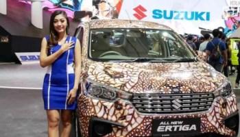 Rencana Suzuki Hadapi 2020