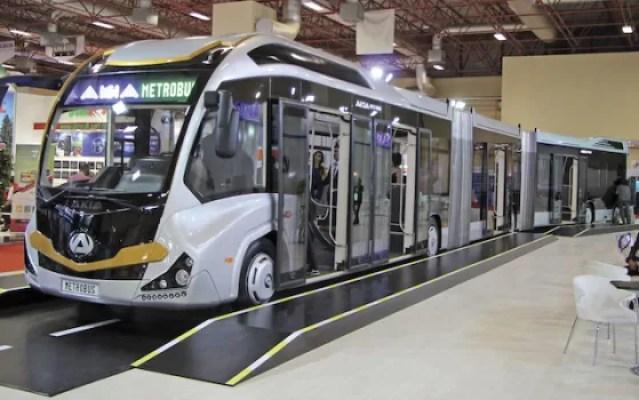 Turki Busworld 2020 akan Segera digelar di Istanbul