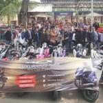 Komunitas Honda Hentikan Gathering Sementara