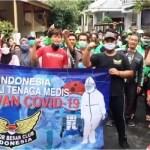MBC Indonesia Peduli Tenaga Medis Lawan Virus Corona