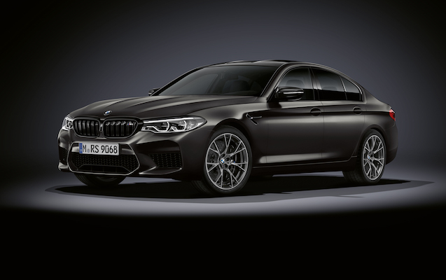 BMW Luncurkan M5 Edition 35 Years Via Virtual