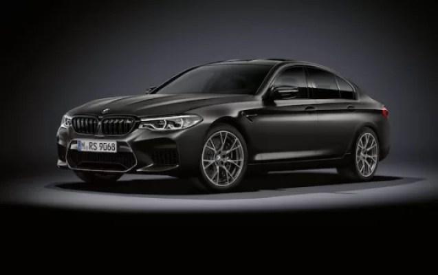 BMW Luncurkan M5 Edition 35 Years Via Virtual