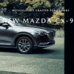 Mazda All New CX-9 AWD
