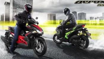 Yamaha Aerox 155 Tambah Akselerasi Dengan Biaya Minim