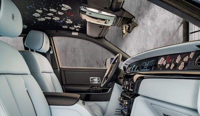 Rolls-Royce Eksplorasi Sebuah Inspirasi Yang Sangat Unik