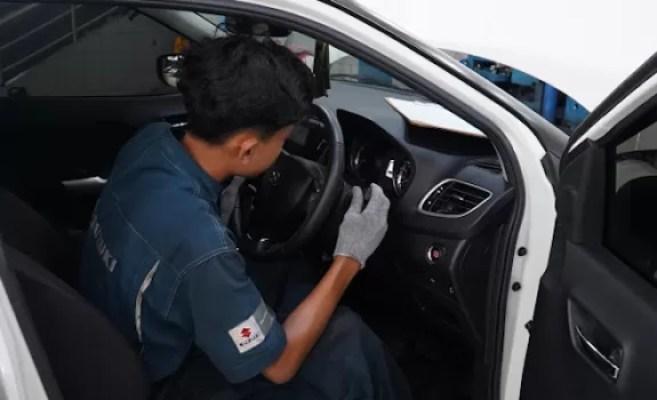Pelayanan Home Service Suzuki Meningkat Saat Pandemi Covid-19