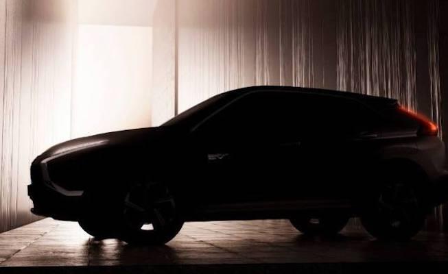 MITSUBISHI Motors Lakukan Desain Ulang Pada NEW ECLIPSE CROSS