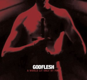 GODFLESH_A World Lit_Only_by_Fire