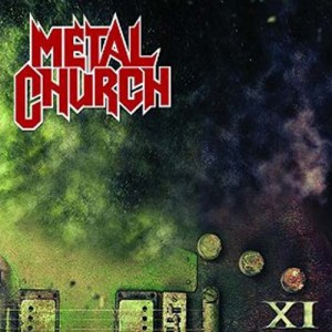 METAL CHURCH_XI