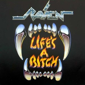 "Raven Life's A Bitch Nwobhm New Wave Of British Heavy Metal 12"" Vinyl LP"