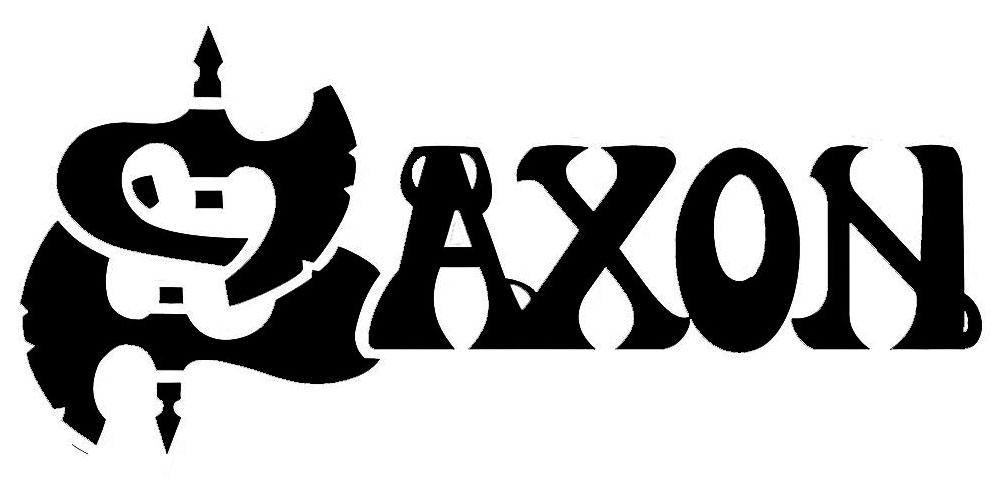SAXON_Logo