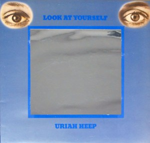 "URIAH HEEP Look At Yourself Netherlands 12"" Lp Album Vinyl Uriah Heep Look At Yourself Uk Gb Thick Inner Sleeve 12"" Lp Vinyl"