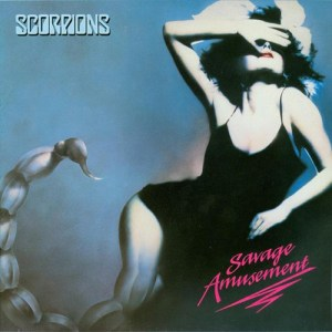SCORPIONS_Savage_Amusement