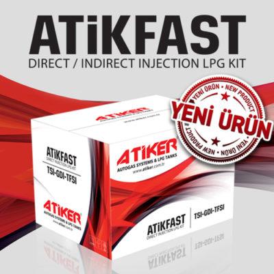 Atiker Atikfast DI