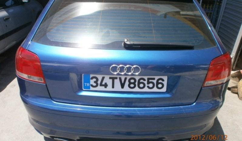 Audi A3 Atiker Microfast OBDII dolu