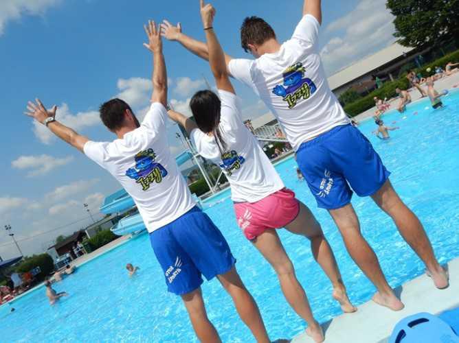 tečaj plavanja učitelji