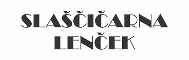 slaščičarna lenček logo