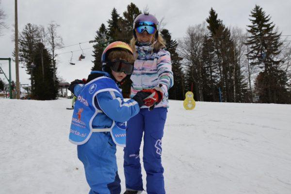 zimske počitnice za otroke