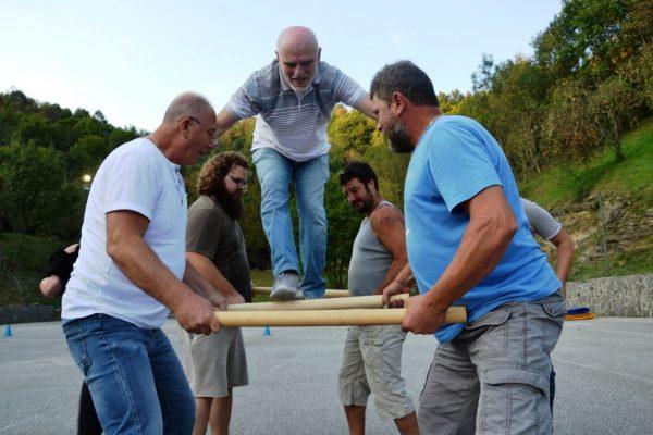 team building eternit