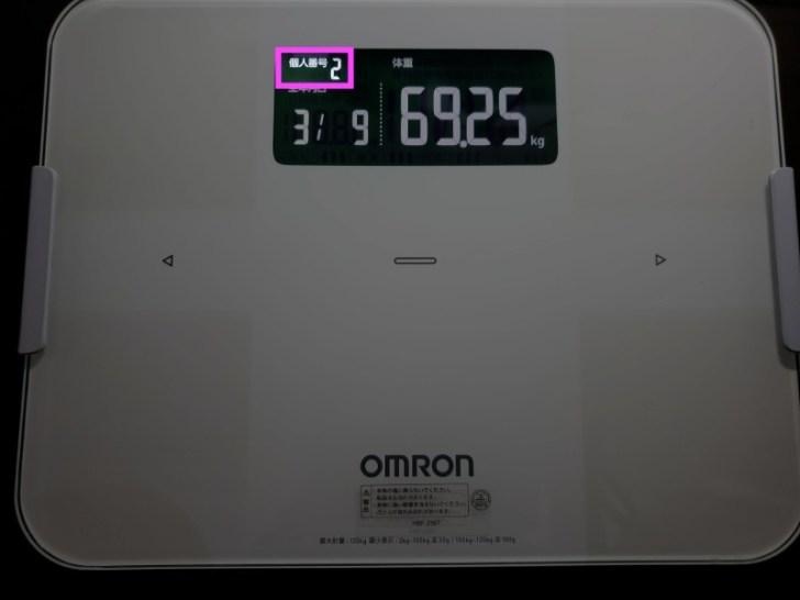 オムロンHBF-256T04