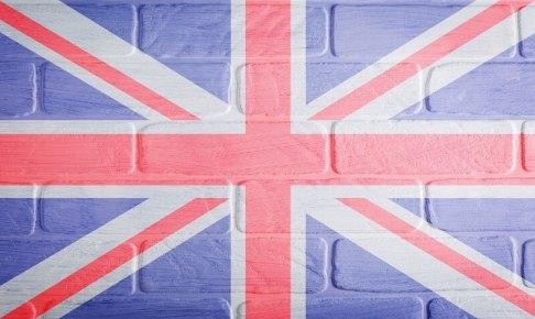 英国旗(ブロック)