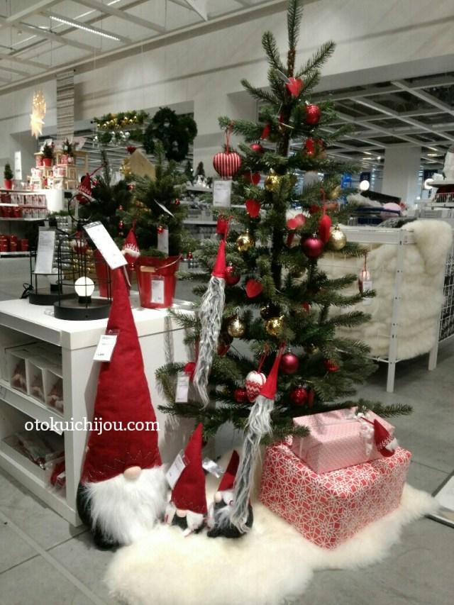 IKEAイケアクリスマスツリー
