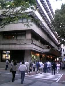 宮城県民会館でパット・メセニーとブラッド・メルドーのライブを観てきました