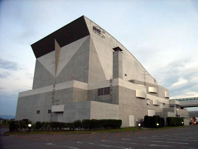 山形県庄内町の「響ホール」:「庄内国際ギターフェスティバル」に行ってきました