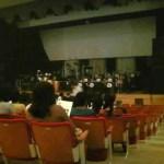 熱帯JAZZ楽団のライブを村山市民会館で観る