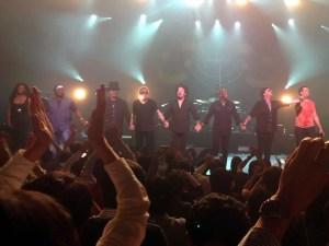TOTOのライブを東京エレクトロンホール宮城で観る。