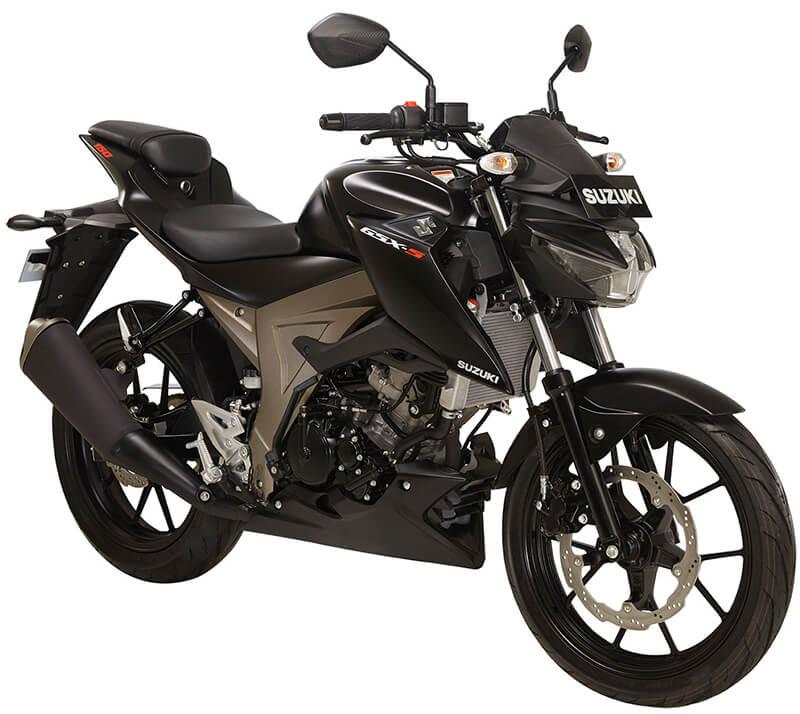 Warna-matt-black-gsx-s150