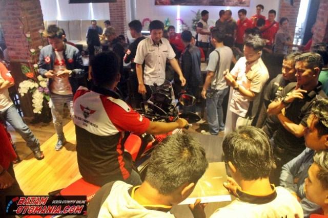 Komunitas motor sedang kepo'in CRF 250 Rally