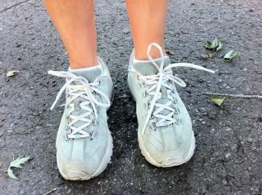 上靴の洗い方とは?つけおきをすれば簡単に汚れを落とせます