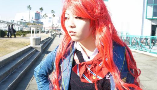 渋谷友千香(うたのプリンスさまっ)コスプレ準備、ウィッグ・カラコン・衣装通販購入方法