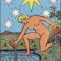 タロットカード「17:星」の意味と解釈【恋愛・復縁・片思い占い方法】