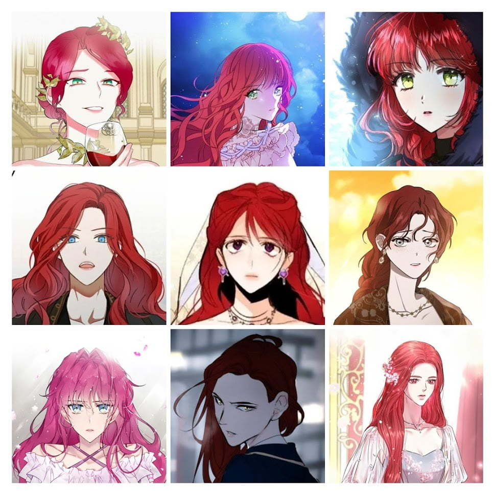 10 Red Haired Female Characters in Comics