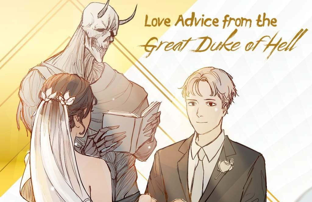 Love Advice from the Great Duke of Hell [Webtoon - Recommendation]