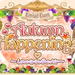 Event Info – My Sweet Proposal – Autumn Happenings