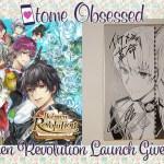 Giveaway~ Ikemen Revolution Launch!