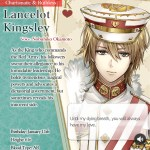 Walkthrough – Ikemen Revolution – Lancelot Kingsley